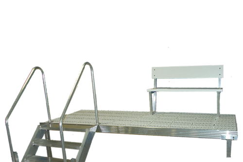 Bench and Dock copy