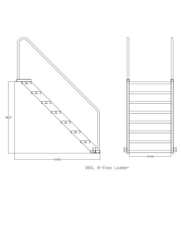 D8SL Ladder