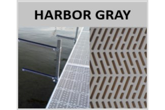 Gray Dock Tread