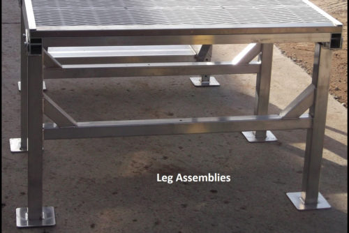 Leg Assembly
